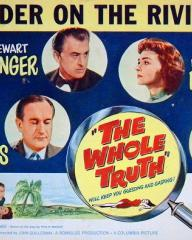 Poster for The Whole Truth (1958) (1)