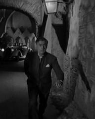 Stewart Granger (as Max Poulton) in a screenshot from The Whole Truth (1958) (2)