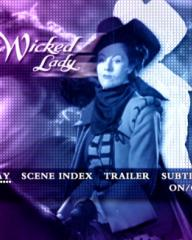 DVD cover from The Wicked Lady (1945) (1)