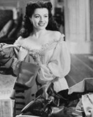 Margaret Lockwood (as Barbara Worth) in a photograph from The Wicked Lady (1945) (40)