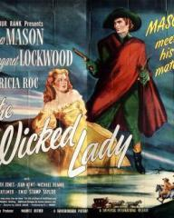 Poster for The Wicked Lady (1945) (4)
