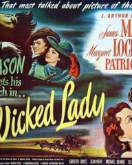 Poster for The Wicked Lady (1945) (5)