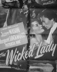 Poster for The Wicked Lady (1945) (6)