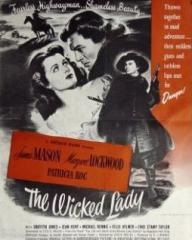 Poster for The Wicked Lady (1945) (7)