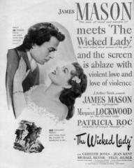 Poster for The Wicked Lady (1945) (8)