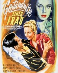 German poster for The Widow (1959) (1)