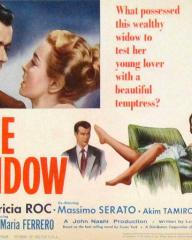 Lobby card from The Widow (1959) (3)