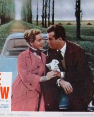 Lobby card from The Widow (1959) (4)