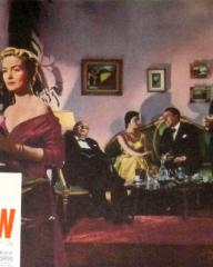 Lobby card from The Widow (1959) (8)
