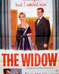 Poster for The Widow (1959) (1)