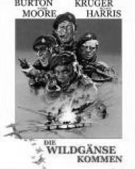 German DVD cover of The Wild Geese (1978) (1)