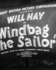 Main title from Windbag the Sailor (1936) (2)