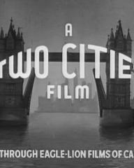 Main title from Woman Hater (1948) (2). A Two Cities film
