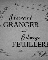 Main title from Woman Hater (1948) (3). Stewart Granger and Edwige Feuillère in