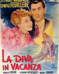 Italian poster for Woman Hater (1949) (1)