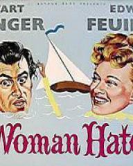Poster for Woman Hater (1949) (1)