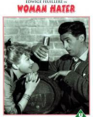 Edwige Feuillere (as Colette Marly) in a video cover from Woman Hater (1949) (1)