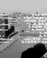 Main title from Woman in a Dressing Gown (1957) (10)