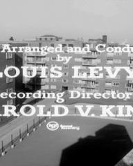 Main title from Woman in a Dressing Gown (1957) (11)