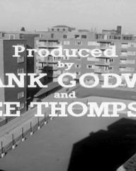 Main title from Woman in a Dressing Gown (1957) (12). Produced by Frank Godwin and J Lee Thompson