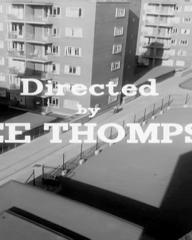 Main title from Woman in a Dressing Gown (1957) (13)