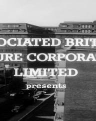Main title from Woman in a Dressing Gown (1957) (2). Associated British Picture Corporation Limited presents