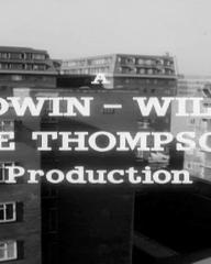 Main title from Woman in a Dressing Gown (1957) (3). A Godwin-Willis Lee Thompson production