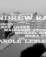 Main title from Woman in a Dressing Gown (1957) (6). Also starring Andrew Ray