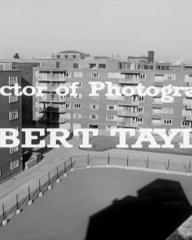 Main title from Woman in a Dressing Gown (1957) (8)