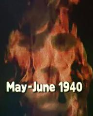 Main title from the 1973 'France Falls' episode of The World at War (1973-74) (2). May-June 1940