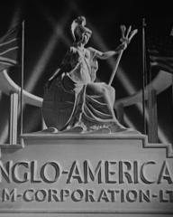 Main title from The World Owes Me a Living (1945) (1). Anglo-American Film Corporation Ltd
