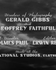 Main title from The World Owes Me a Living (1945) (7)
