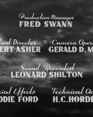 Main title from The World Owes Me a Living (1945) (8)
