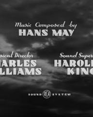 Main title from The World Owes Me a Living (1945) (9)