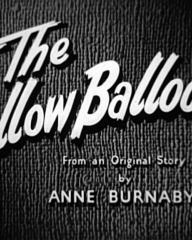 Main title from The Yellow Balloon (1953)