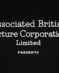 Main title from Yield to the Night (1956) (1).  Associated British Picture Corporation Limited presents