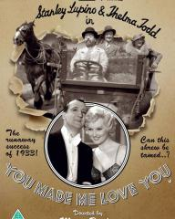 You Made Me Love You DVD from Network and The British Film