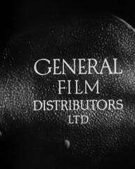 Main title from Young and Innocent (1937) (1). General Film Distributors Ltd