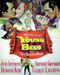 Poster for Young Bess (1953) (1)