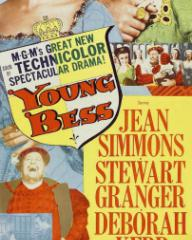 Poster for Young Bess (1953) (2)