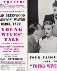 Poster for Young Wives' Tale (1949) (2)