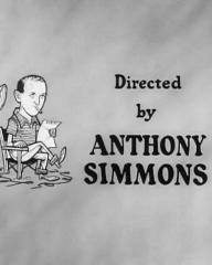 Main title from Your Money or Your Wife (1960) (10).  Directed by Anthony Simmons