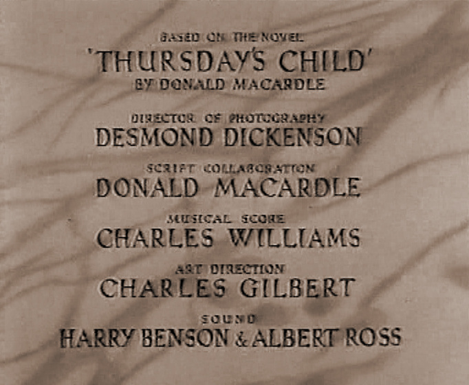 Screenshot from Thursday's Child (1943) (1)