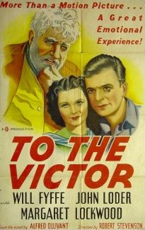 Poster for To The Victor [Owd Bob] (1938) (1)