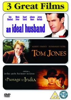 DVD cover of Tom Jones (1963) (3)
