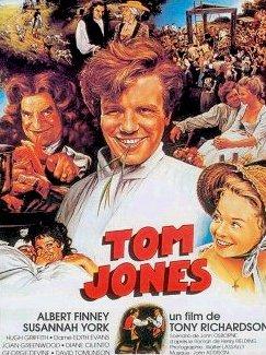 French poster for Tom Jones (1963) (1)