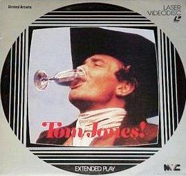 Laser disc of Tom Jones (1963) (1)
