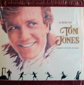 Laser disc of Tom Jones (1963) (2)