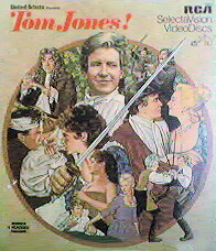 Albert Finney (as Tom Jones) in a laser disc of Tom Jones (1963) (3)
