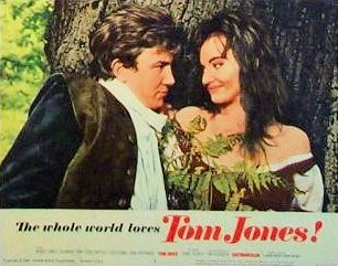 Lobby card from Tom Jones (1963) (10)